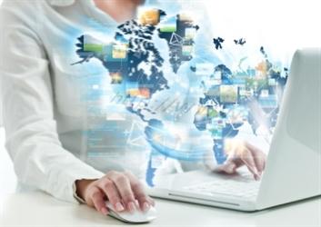 Découvrez la fonction partage de communications digitales pour communiquer sur les écrans d'affichage dynamique des autres membres.